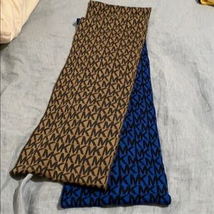 NWOT Michael Kors infinity scarves